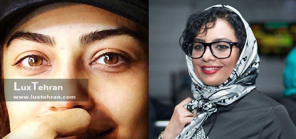 عکس بدون میکاپ بازیگر ایرانی ؛یکتا ناصر