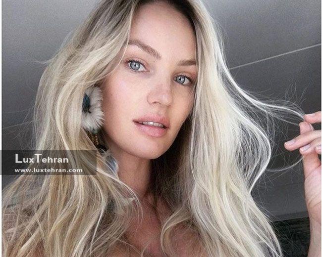 زیبایی صورت بدون آرایش