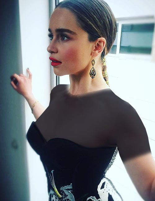 EMILIA CLARKE از زیباترین زنان جهان