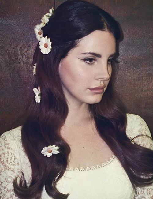LANA DEL REY از زیباترین زنان جهان