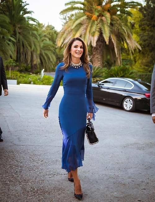 RIHANNA AL ABDULLAH از زیباترین زنان جهان