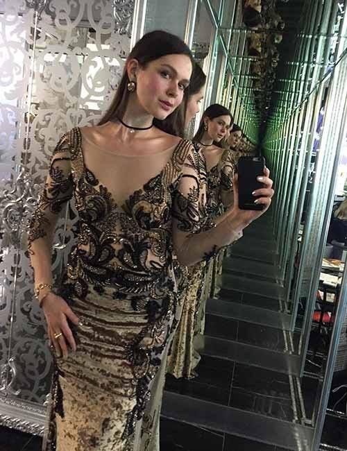 ANASTASIA LUPPOVA از زیباترین زنان جهان