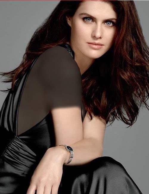 AEXANDRA DADDARIO از زیباترین زنان جهان