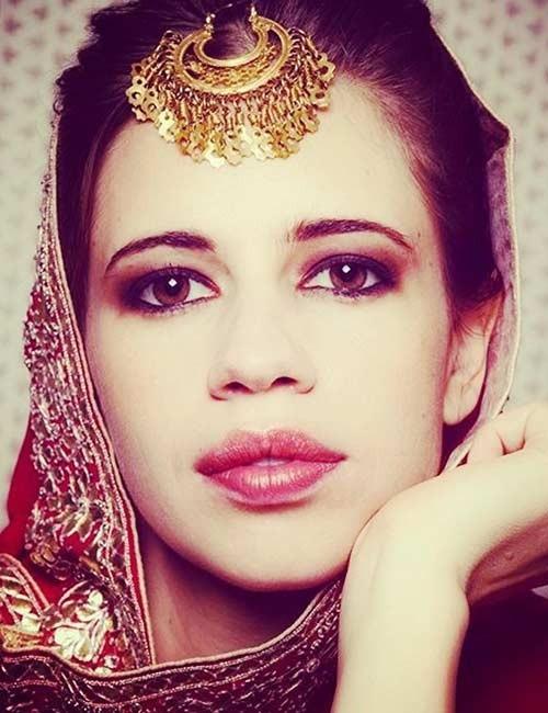 KALKI KOECHLIN از زیباترین زنان جهان