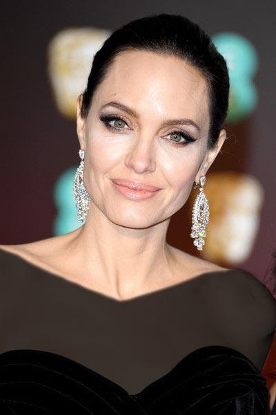 ANGELINA JULIE از زیباترین زنان جهان
