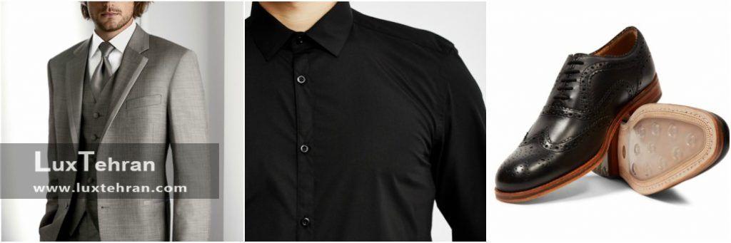 کت شلوار مردانه : راهنمای کامل انتخاب و ست کردن جلیقه برای مردان شیک پوش ! ست کردن جلیقه