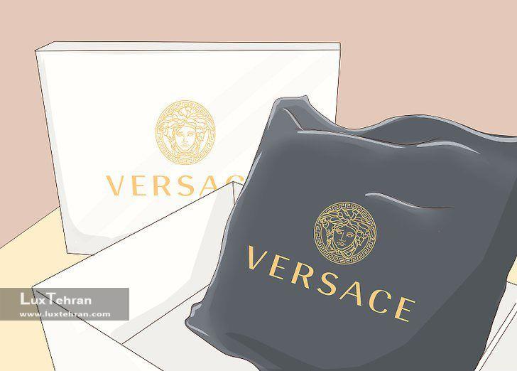 روش های تشخیص کیف ورساچه اصل از تقلبی و فیک آن ( Versace )/ تشخیص اصل از تقلبی