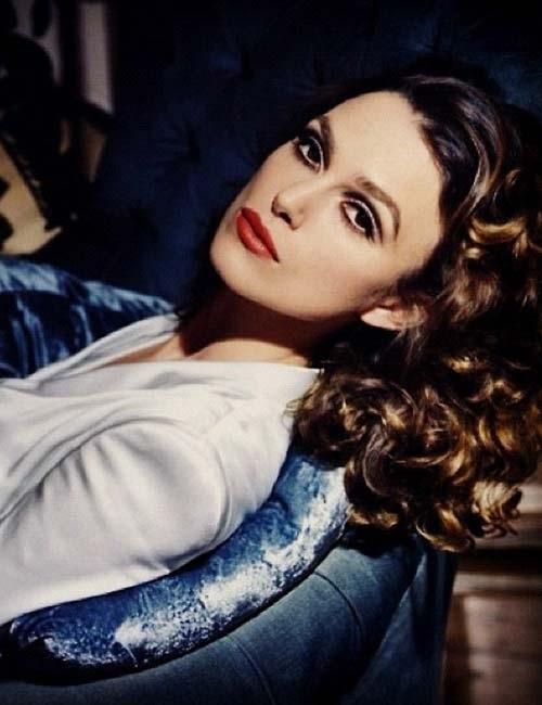 KEIRA KNIGHTLEY از زیباترین زنان جهان