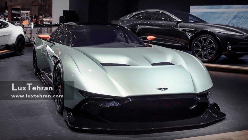 استون مارتین اِی ام آر بی | معرفی گرانترین ماشین جهان
