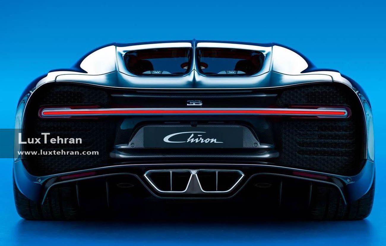 بوگاتی شیرون | معرفی گرانترین ماشین جهان