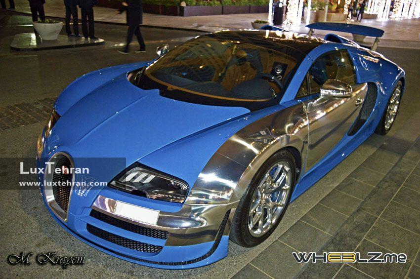 بوگاتی ویرون سوپر اسپورت | معرفی گرانترین خودروهای جهان
