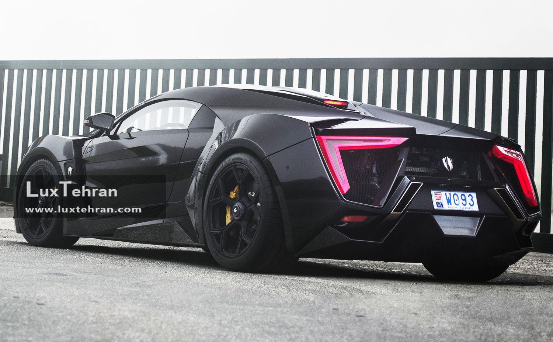 گرانترین خودروی جهان