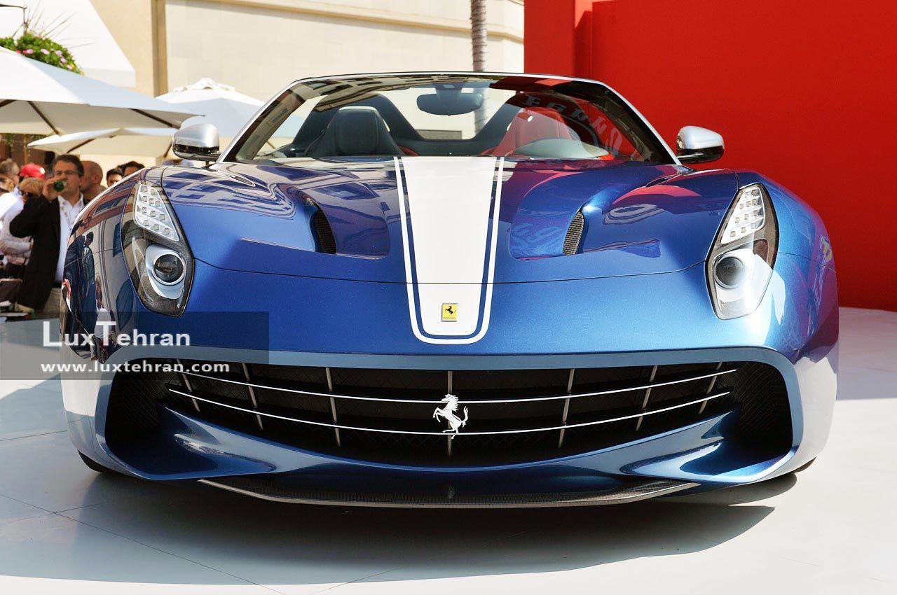 فراری اف60 امریکا | معرفی گرانترین خودروهای جهان