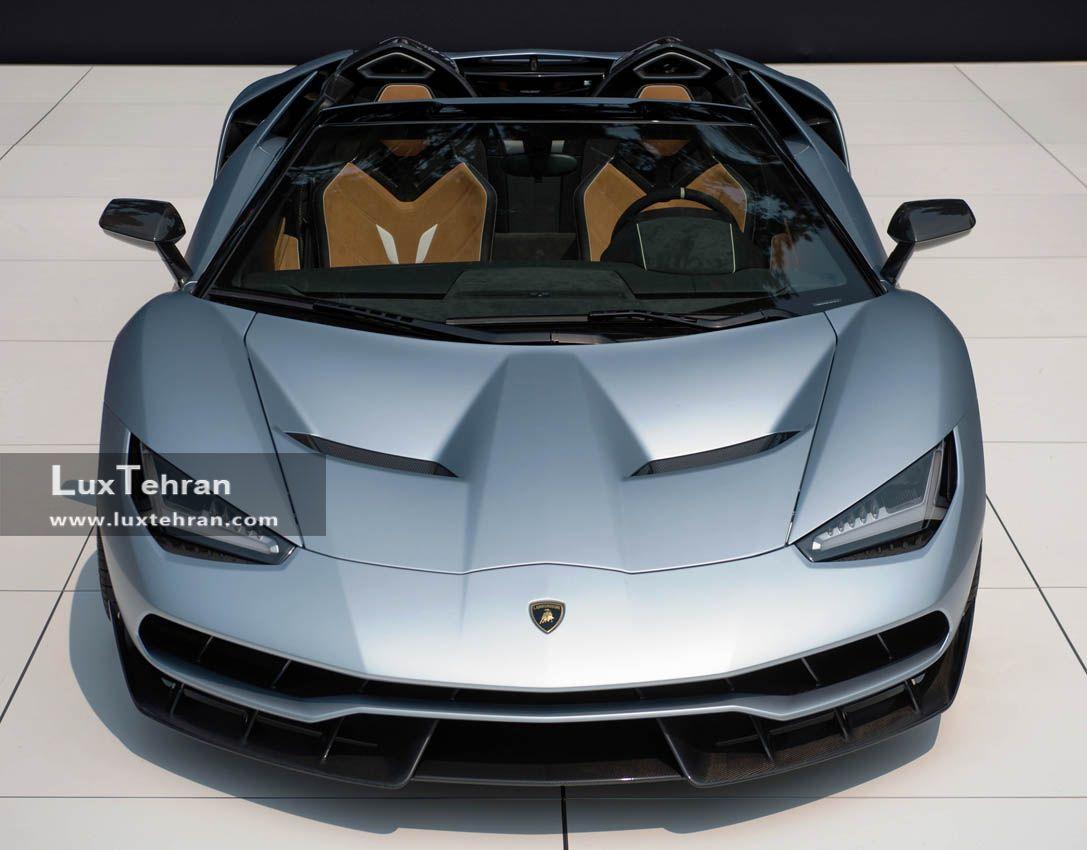 لامبورگینی سنتناریو رودستر | معرفی گرانترین خودروهای جهان
