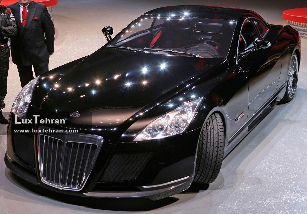 مایباخ اکسلرو | معرفی گرانترین ماشین جهان