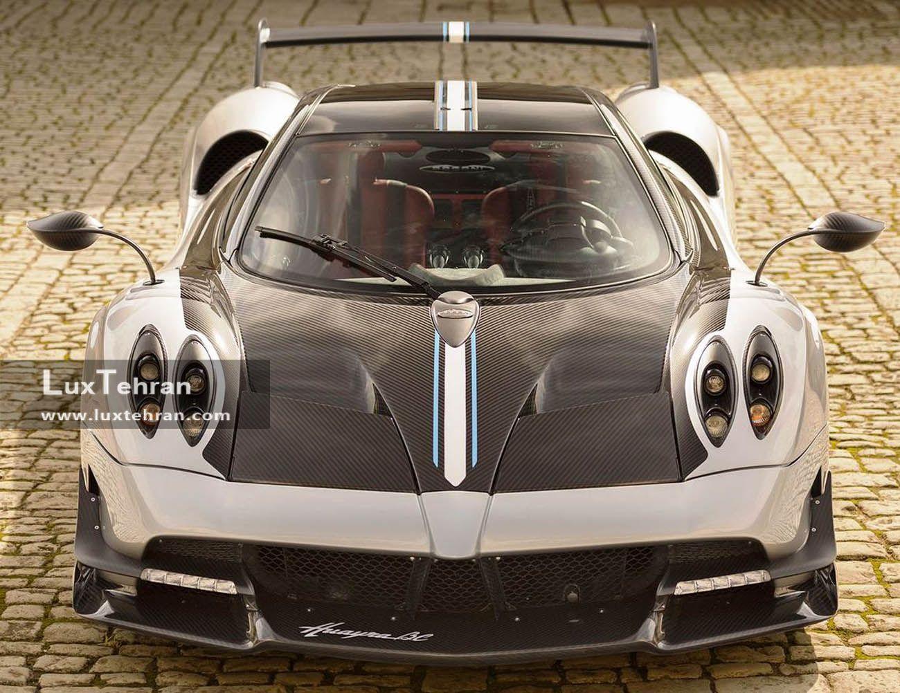 پاگانی هوایرا بی سی | معرفی گرانترین خودروهای جهان