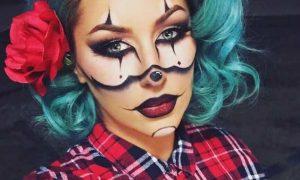 آرایش هالووین