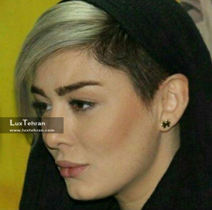 هیمالیا تلگرام سحر-قریشی-با-موهای-هایلایت