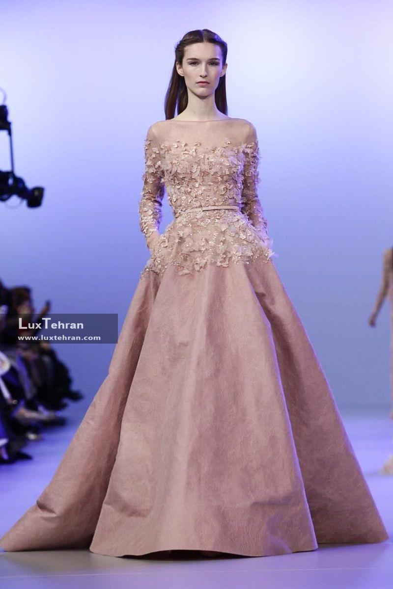 تصویری از لباس Elie Saab
