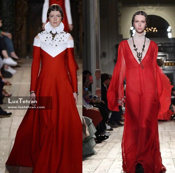 (رنگ شناسی و شناخت پارچه در طراحی مد و لباس