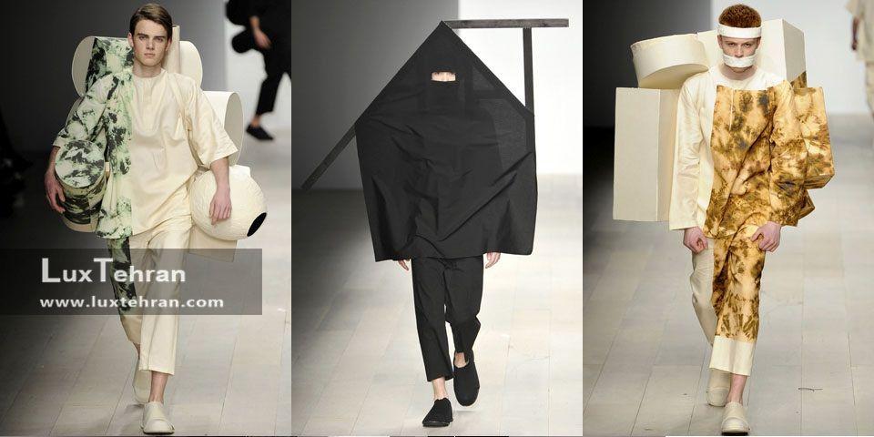 فشن ویک لباس های مفهومی