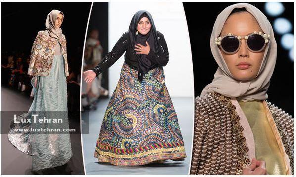 طرح های لاکچری و با حجاب انیسه حسبیان