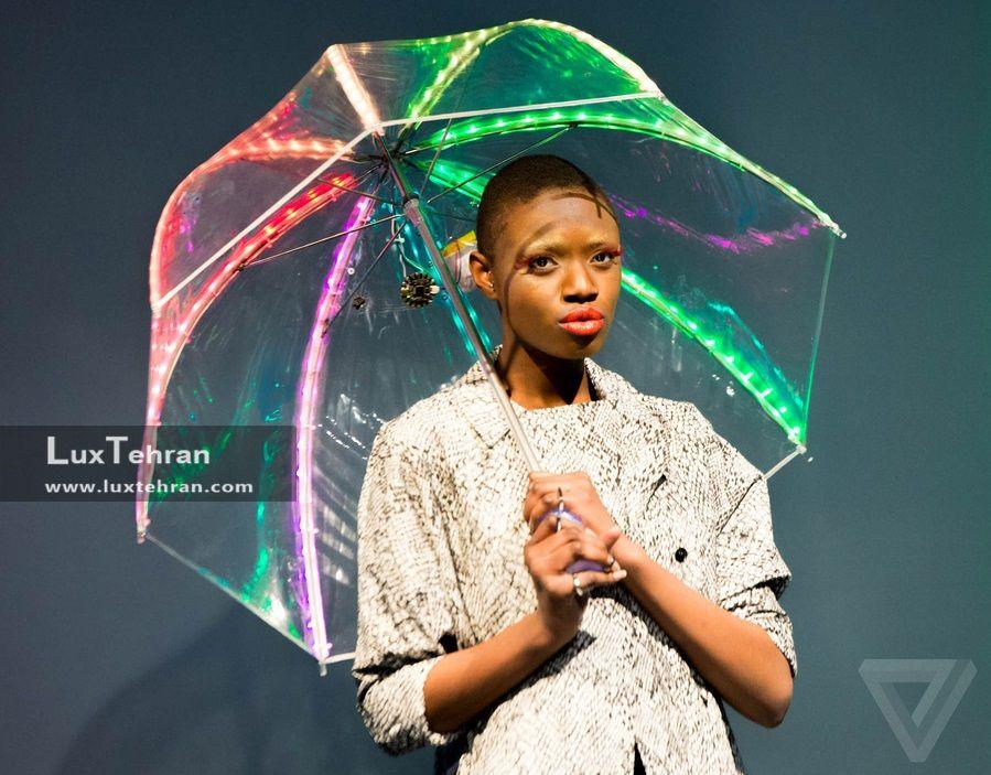 چترهای هوشمند (SMART UMBRELLA)