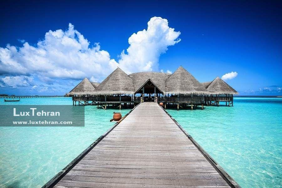 لاکچری گردی در سواحل مالدیو