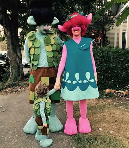 لباس هالووین کارتونی