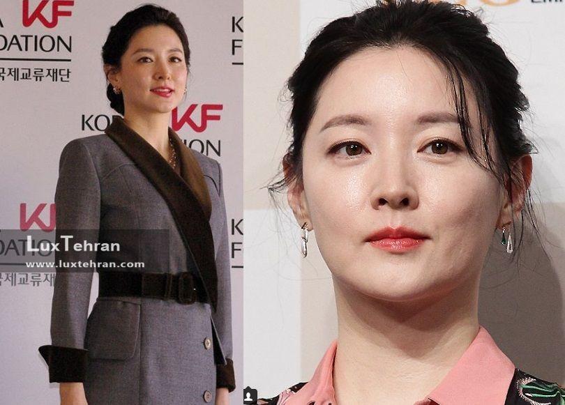 لی یانگ ائه در سئول با تیپ های بهاره