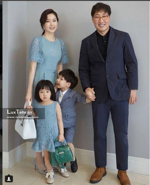 تصویری از خانواده لی یانگ آئه (یانگوم)