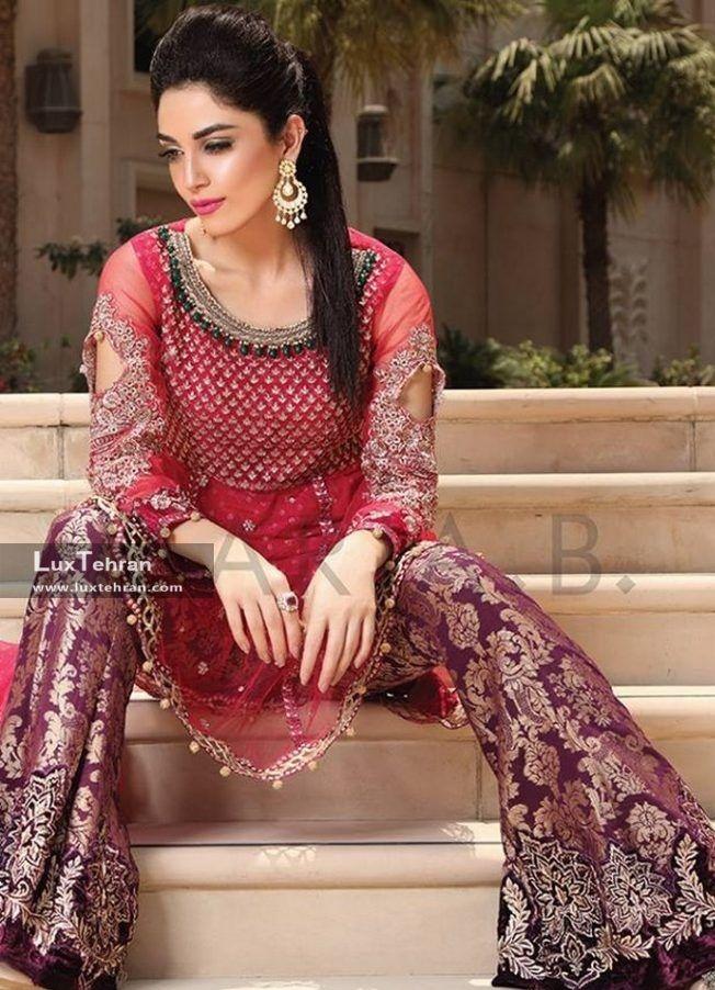 مد گردی با MARIA ، طراح مد و لباس معروف پاکستانی ها