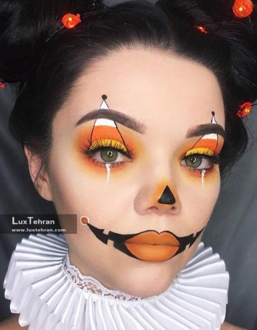 آرایش چشن هالووین