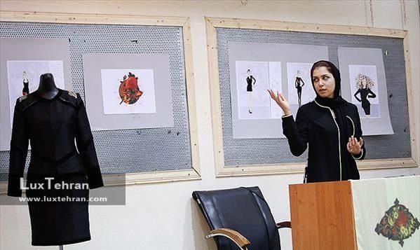 (دانشگاه الزهرا یکی از مقصدهای تحصیلی در رشته طراحی مد و لباس در ایران است)