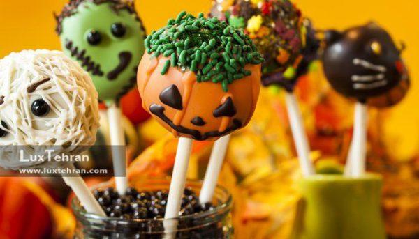 شیرینی در جشن هالووین