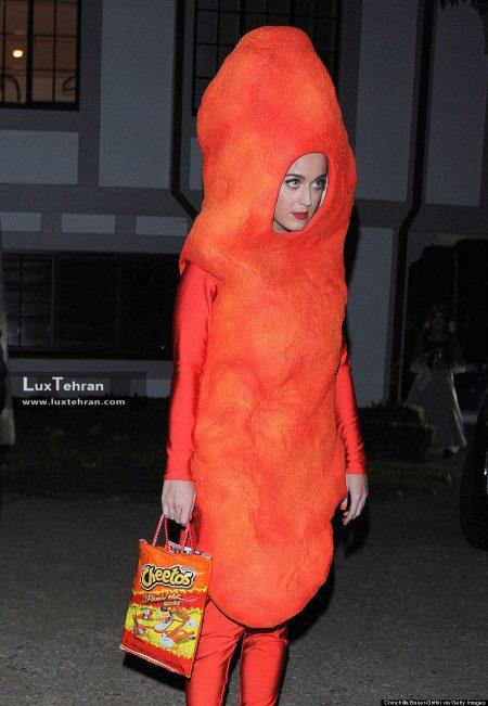 کیتی پری در هالووین 2014