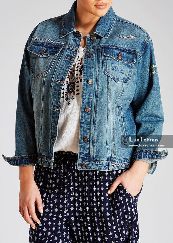 انتخاب لباس جین