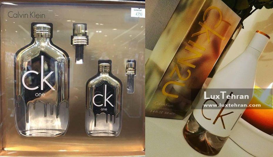 ده ها محصول کلوین کلوین (CK) در عرصه ادکلن