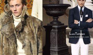 لباس مردانه پاییزی و زمستانی رالف لورن