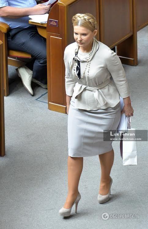 زنان سیاستمدار جهان مدل موی خانم یولیا