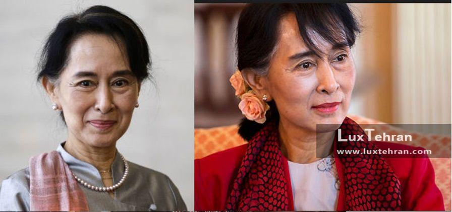 از زنان سیاستمدار جهان ؛ آنگ سان سو