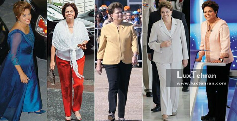 از زنان سیاستمدار جهان ؛ دیلما روسف