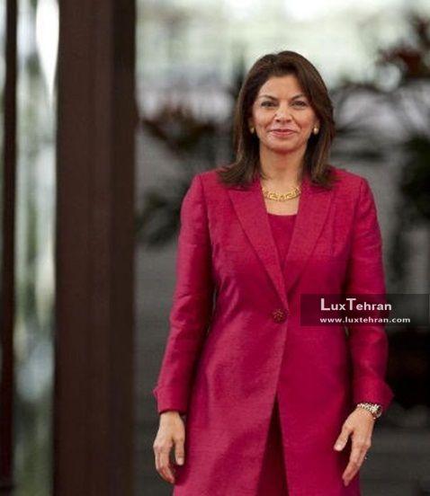 زنان سیاستمدار جهان خانم لوار چین چیلا laura chin chilla