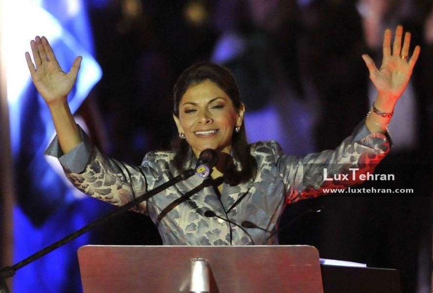 زنان سیاستمدار جهان خانم لوار در فاصله سال های ۲۰۱۰ تا ۲۰۱۴ میلادی