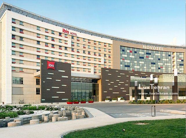 خدمات مجلل این هتل فرودگاهی کشو