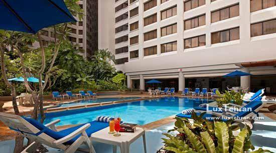 هتل رویال چولان کوالالامپور (THE ROYALE CHULAN HOTE KUALA LAMPUR)