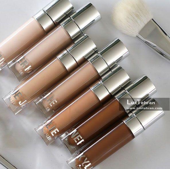 تصویری از محصولات آرایشی و بهداشتی کایلی جنر