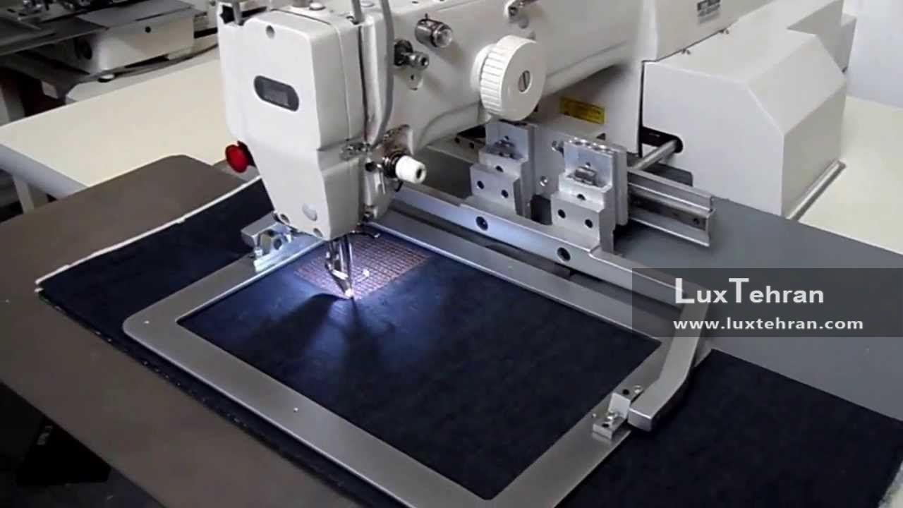 تجهیز کارگاه کوجک تولید لباس