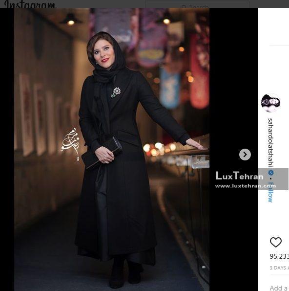 سحر دولتشاهی  سیمرغ بلورین بهترین بازیگر نقش مکمل زن در فیلم چهار راه استانبول