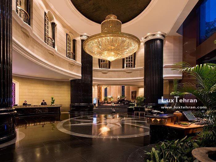 هتل رنسانس کوالالامپور در یک قاب